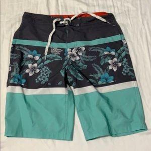 Bathing Suit Shorts